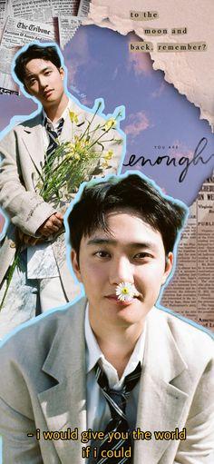 Exo Do, Homescreen Wallpaper, Kyungsoo, World, Fictional Characters, Art, Art Background, Kunst, The World
