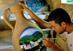 Mozonte, Artesano | FotoCromatica, Imágenes, Colores y Destinos de Nicaragua