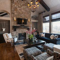 Living Rooms | Kansas City Interior Design Studio  Tran Thomas