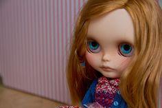 Tutorial: ¿Cómo maquillar la boca de nuestra blythe? ~ Dreams of blythe muñecas España | Dolls