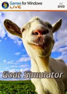 Goat Simulator 2014 - Full ISO | www.ohgamegratis.blogspot.com | for more games
