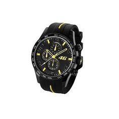 Valentino Rossi VR46 Cronograph Black Watch Official 2018 (eBay Link)