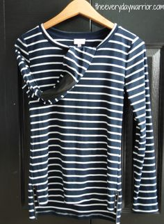 pixley greenich striped knit top stitch fix october 2016