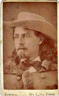 You guessed it, Buffalo Bill.