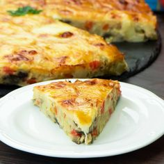 Baby Food Recipes, Wine Recipes, Cooking Recipes, Quiche, Good Food, Yummy Food, Food Goals, Healthy Cooking, Food To Make