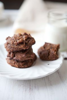 Molasses spice cookies (grain free) « Five And Spice