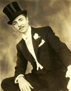 William Powell - I love watching all his movies on TCM!