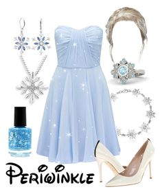 """""""Disney - Periwinkle"""" by briony-jae ❤ liked on Polyvore"""
