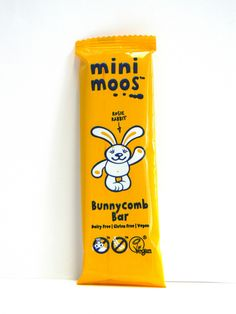 Moo Free Bunnycomb bar