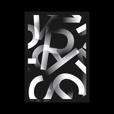 I challenged myself to design everyday this year. Here is a black and white typographic poster series that came out of it! (X-Post r/graphic_design) Typography Poster Design, Typographic Poster, Lettering Design, Type Posters, Poster Prints, Poster Series, Layout, Grafik Design, Types Of Art
