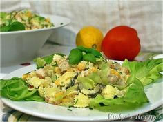 A mixture of food, sweets, feelings and thoughts Potato Salad, Avocado, Potatoes, Erika, Ethnic Recipes, Salads, Lawyer, Potato