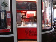 Ben's Cookies, Covent Garden, London.