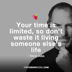 30 Inspirational Quotes from Steve Jobs that Could Change your Life Steve Jobs, Inspirational Quotes About Change, Change Quotes, Time Quotes, Daily Quotes, Famous Quotes, Best Quotes, Dominant Quotes, Leaving Quotes