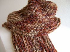 Chunky scarf  $25.00  fall accessories, thecraftstar, online shopping, handmade, small business, scarf