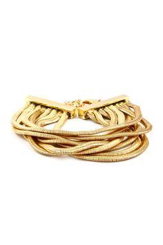 Gold Sasha Bracelet