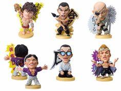 AmiAmi [Character & Hobby Shop] | Baki the Grappler - Chijou Saikyou Deformed Figure BOX(Preorder)