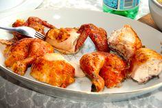 Weber kylling: Nem tilberedning af kylling i kuglegrill eller gasgrill