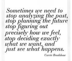 Carrie says!!!