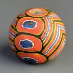 dimensions about 4 cm by 3.2 cm Indian enamelled beads free shipping