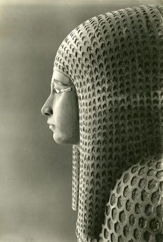 Outer coffin of Queen Merytamun (M10C 119). Photograph by Harry Burton, 1929. Archives of the Egyptian Expedition, Department of Egyptian Art. ☀