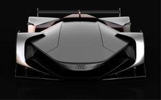 Audi Future Le Mans Vision Car Daniel Platek 2016 #lodon_a