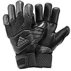 adidas Predator Zones Pro Classic Black Pack Goalkeeper Gloves - model AA3348