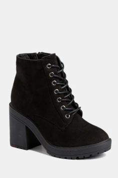 shoes, lady, high ankle boots