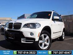 2010 BMW X5 xDrive3.0i 76k miles $24,995 76863 miles 707-514-3622 Transmission: Automatic  #BMW #X5 #used #cars #NinoMotors #Vallejo #CA #tapcars
