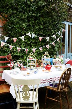 more jubilee tea party inspiration