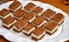 no-bake cheesecake bar recipe by realhealthyrecipes.com