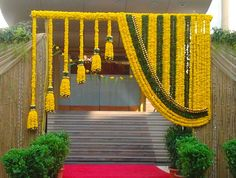 66 ideas wedding backdrop indian mehndi decor for 2019 Desi Wedding Decor, Wedding Hall Decorations, Marriage Decoration, Backdrop Decorations, Wedding Mandap, Backdrop Ideas, Backdrop Wedding, Wedding Vows, Wedding Table