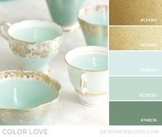 Color Palettes Archives - Blog Design | Blogger Templates - Designer Blogs