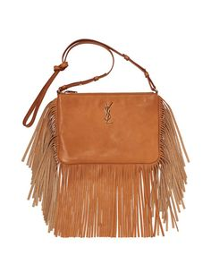 leather small tassel bag - Google Search