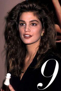 90'ların Güzellik İkonları - CINDY CRAWFORD