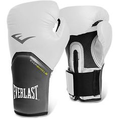 #Everlast pro style #elite #training boxing gloves - white,  View more on the LINK: http://www.zeppy.io/product/gb/2/111823441409/