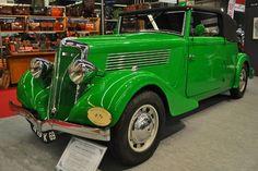 Berliet Type VIRP 11 - 1936