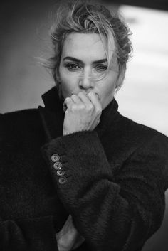 Kate Winslet. by Peter Lindbergh