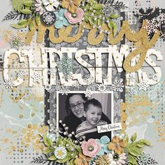 Layout created with {Holiday Glam} Digital Scrapbook Kit by Melissa Bennett Designs available at Sweet Shoppe Designs http://www.sweetshoppedesigns.com/sweetshoppe/product.php?productid=32695&cat=787&page=3 #melissabennettdesigns