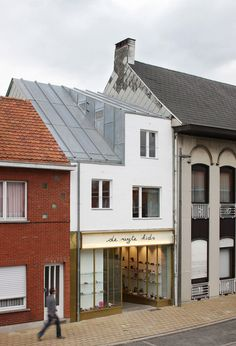 ONO architectuur Belsele, Belgium, 2012