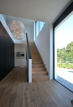 Fesselnd Bünck Architektur :: Langenfeld 2016 Wohnungseinrichtung, Einfamilienhaus,  Innenarchitektur, Treppenaufgang, Dachgeschoss,