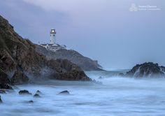 Donegal, Lighthouse, Ireland, Emerson, Water, Irish, Outdoor, Bell Rock Lighthouse, Gripe Water