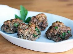 Czech Meatballs Meatball Bake, Meatball Recipes, Healthy Dinner Recipes, Low Carb Recipes, Paleo Recipes, Healthy Snacks, Healthy Dinners, Slovak Recipes, Czech Recipes
