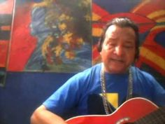 Cancion Chica americana autor Luis Carima cantautor