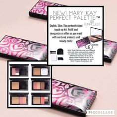 Individualize the perfect pallet for you! - new_makeup_pintennium Mary Kay Eyeshadow, Mary Kay Makeup, Maquillage Mary Kay, Cremas Mary Kay, Selling Mary Kay, Mary Kay Party, Mary Kay Cosmetics, Beauty Consultant, Beauty Stuff