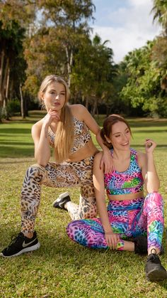 Gold Amur and Wild Aurora in our Textured Animal Collection. #leggings #sportsbras #wild #aurora #gold #amur #textured #animalprints #leopardprint #jungle #cats #funky #running #workout #dancing #yoga #prints #fitness #fashion