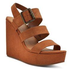 Women's Brandi Quarter Strap Sandals Mossimo Supply Co. -