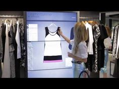 Marks and Spencer open food store with a digital 'eBoutique' concept « Retail Innovation