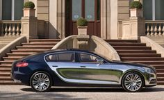 """Bugatti Definitively Kills Galibier Sedan Project, Says It Would """"Confuse"""" Its Customers."""