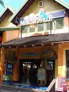 ~JAMAICA~  Jimmy Buffet's Margaritaville (Ocho Rios)
