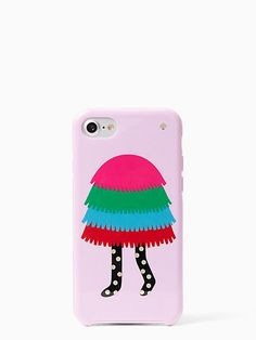 make your own pinata girl iphone 7 case | Kate Spade New York